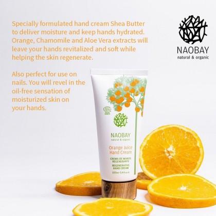 Orange Juice Hand Cream