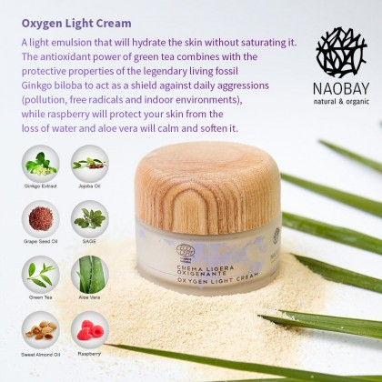 Oxygen Light Cream