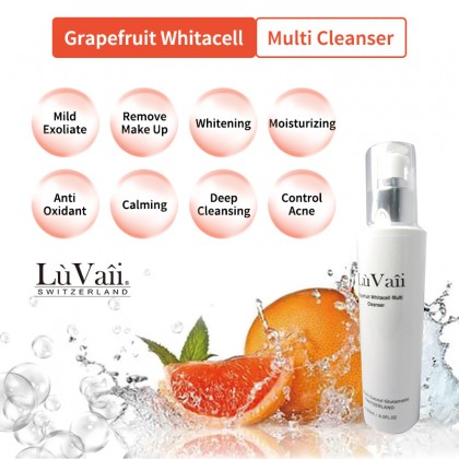 Grapefruit Whitacell Multi Cleanser