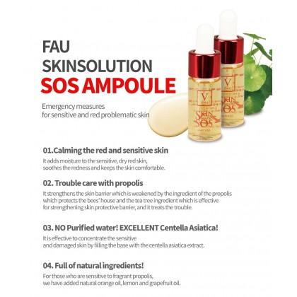 Skin Solution Sos Ampoule 10Ml*5