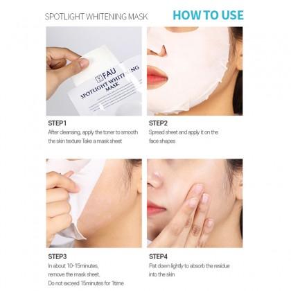 Spotlight Whitening Mask
